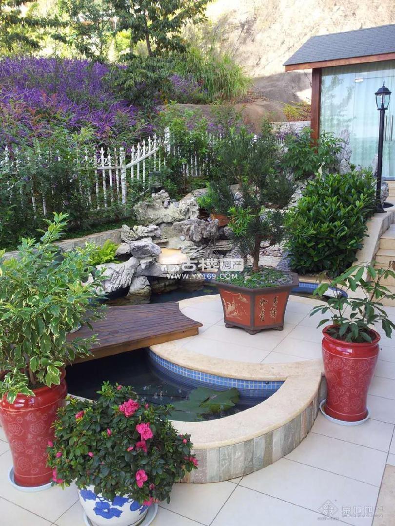 山水佳园豪华装修独体别墅带200平米花园