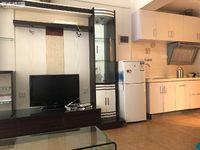 时代广场 精装单身公寓 家具家电齐全 新装修 看房提前联系