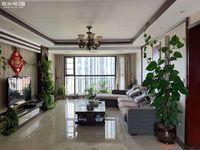 红星国际8楼141平精装4房带地下车位急售!南北通透,端头3面采光!