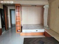 时代广场二期 精装修单身公寓租1000每月 带部分家具家电 市中心 观景房