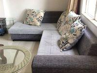 聚缘公寓 67平精装修两室租1200每月 带部分家具家电 采光极好南北通透