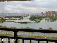 玉溪汤臣一品 临岸三千城千澜园 正对洲大河 优质湖景房 我有钥匙明厨明卫空气对流