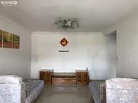 烟厂f区 93平装修清爽明亮三室 1300每月 带家具 中上楼层 小区绿化率高