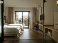 市医院旁,志程大厦精装1室,带家具家电,1300一个月。