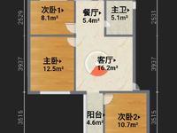 诸葛小区3室5楼47万