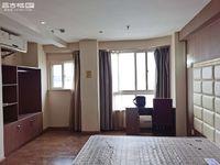 财富时代单身公寓高层50平精装带家具家电拎包入住1200/月
