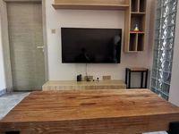 市中心财富时代 13楼 67平 1800元 两室 豪华装修 带全套家具家电!!