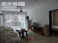 盛世庭院B期一楼 80平 两室 1500元 带部分家具家电 看房方便!!