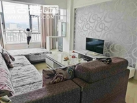 一中旁时代新都汇 26楼 79平 两室 1680元 精装修 带家具家电 看房方便