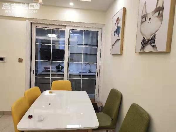 金科旁一小旁 时代广场三期 ,豪华装修 3室