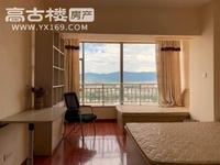 时代新都汇 精装单身公寓带全套家具出租 有钥匙随时可看房