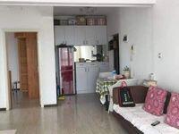文体中心附近星云小区86平精装2室 带家具