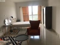 盛世庭园网红公寓,全套家具家电有热水器,拎包入住,看房方便