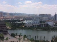 聂耳广场旁边 高档小区 兰溪瑞园 复式楼 266平 200万 景观房 带地下车位