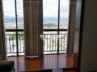都市经典 1300元 2室2厅1卫 精装修,楼层佳,看房方便