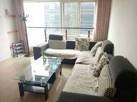 龙马华庭 1300元 2室1厅1卫 精装修,家具家电齐全楼层