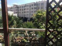 公务员小区 玉龙花园3跃4复式楼 小区中间精装带车库带中空