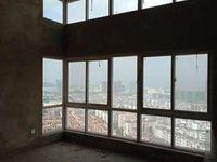 观景台下面,红塔文体中心旁天源尚居高层毛坯复式楼急售