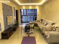 北市区红星国际广场旁 万裕润园豪华装修带家具家电温馨四居室出售 看房方便户型方正
