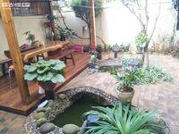 北苑龙马路复式楼华曦苑223平米带花园带车库精装修证件在手