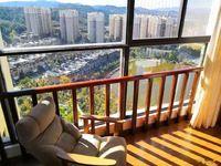 润玉园 精装顶楼复式楼 带车位 浓厚文术氛围 视野阔俯瞰全城