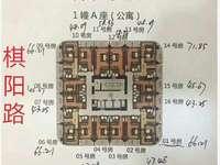 新天地商业广场43-71平米公寓7800均价7-12楼毛坯