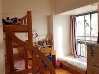 一小、四中旁,极中心,精装修,2室2厅1卫,中间楼层,带家电家具