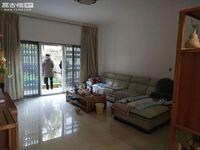 山水佳园恬园一叠二别墅简单装修带花园满五年290平5室3厅2卫 现售270万