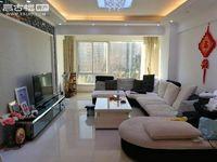 聂耳公园旁龙马华庭133平3室2厅1卫满2年精装修售价65万 高性价比房源