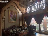 三中对面 城中心别墅 玉锦园豪装别墅带全套实木家具 看房方便