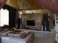 山水佳园精装端头独体别墅上坡户型四周无遮挡带200平花园出售