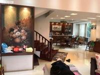 急售!松鹤苑,独幢别墅,精装修,6室3厅5卫428.65平米,带车库、带花园