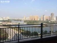 聂耳广场旁 临岸三千城二期水景房 175平毛坯4室 含车位认购金