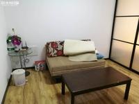 时代广场三期,单身公寓,精装修,可带家具