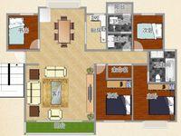 葫田二区厅级住房 四室精装 带车位 框架结构 配套齐全