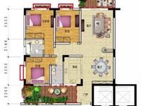 出售兰溪湖畔3室2厅2卫128平米99.8万住宅