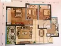 出售红星国际广场二期,3室2厅1卫88平米69.5万住宅