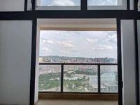 兰溪瑞园24楼端头超好视野大复式,客厅中空,玉溪尽收眼底
