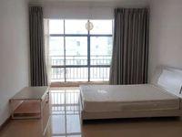盛世庭园 精装单身公寓 带部分家具