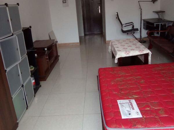 盛世庭园 单身公寓 低层 带家具家电
