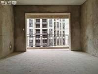 聂耳广场洲大河旁 临岸三千城 千澜园 127平米毛坯三室 中间楼层 明厨明卫