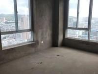 红塔大道龙马华庭28楼毛坯房,小区流水停车,5300的单价,诚心价格可谈,