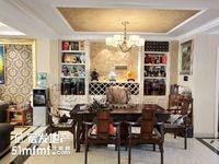 枫林溪谷 低调奢华 欧式风格 豪华装修 格局工整合理得房率高