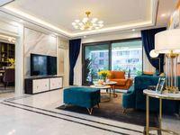 红星国际兰溪湖畔 5500单价复式楼带60平米花园
