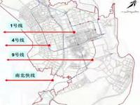蓝光天骄城70年产权小公寓送车位