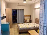 南市区 科技公园对面 都市经典 精装修 单身公寓 可拎包入住, 投资,过渡首选。