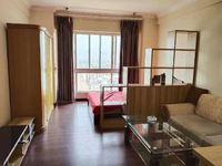玉溪时代广场二期精装1房 家具家电齐全还有宽带预约看房