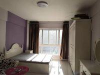 时代广场2期 精装单身公寓带全套家具家电拎包入住!