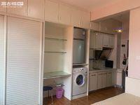 玉溪一中附近时代新都汇单身公寓精装修家具家电齐全 1000/月
