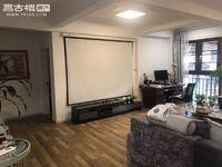 南边文体中心 欧式风格小区 楼梯房环境优美 枫林溪谷豪华装修146平3室带车位
